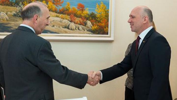 Premierul Filip: SUA ne sunt un partener de nădejde. Parteneriatul Chişinău-Washington trebuie aprofundat