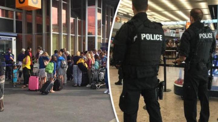 Nivelul de alertă teroristă în Elveţia este ridicat. Controalele la aeroportul din Geneva, întărite