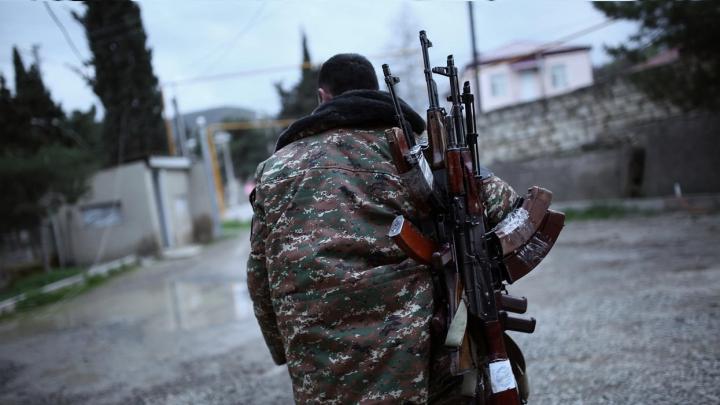 Un poliţist, ÎMPUŞCAT MORTAL în Armenia