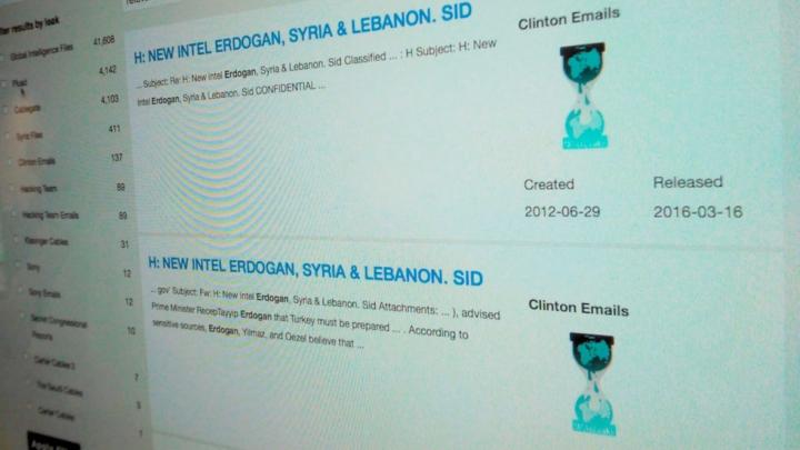 România, menţionată în cele 294.548 de emailuri ale partidului președintelui Erdogan