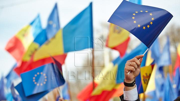 Ziua Europei, declarată sărbătoare oficială în Moldova! Bugetarii vor avea zi liberă