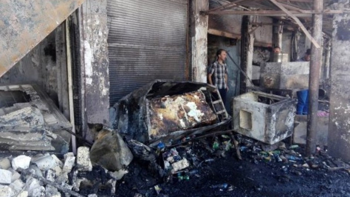 O maşină-capcană a fost detonată în Irak: cel puţin nouă morţi şi zeci de răniţi