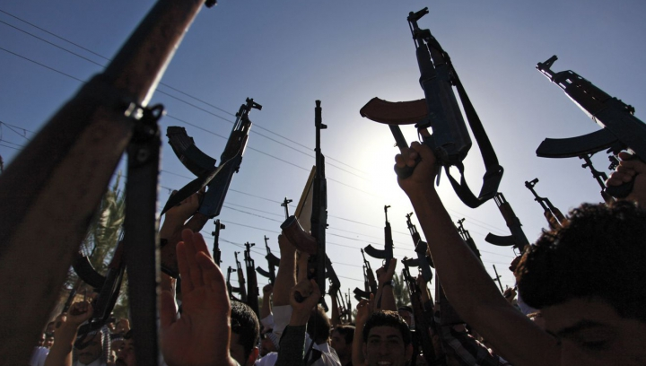 Ţara de care se tem luptătorii Statului Islamic. În mâinele cui este adevăratul pericol pentru ei