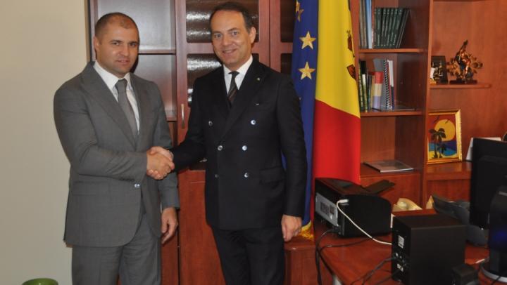Italia va sprijini reformarea sectorului justiției din Moldova