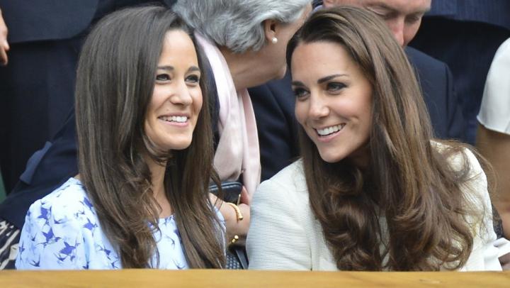 BAT CLOPOTE DE NUNTĂ la Londra! Sora ducesei de Cambridge s-a logodit cu milionarul James Matthews