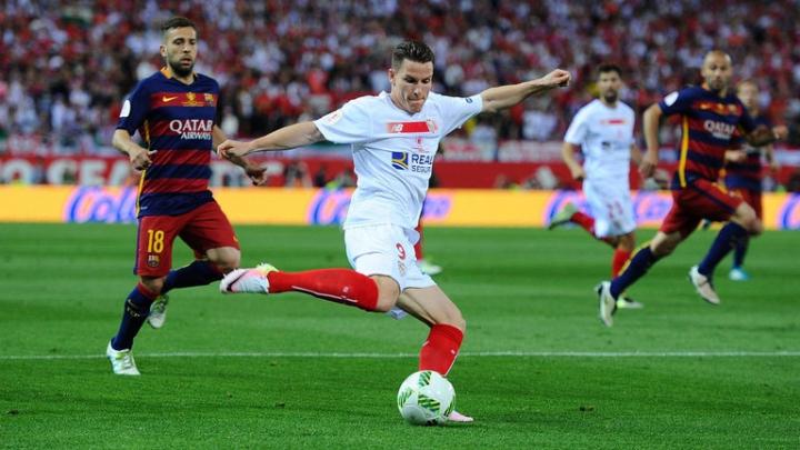 Atletico Madrid l-a transferat pe Kevin Gameiro de la FC Sevilla
