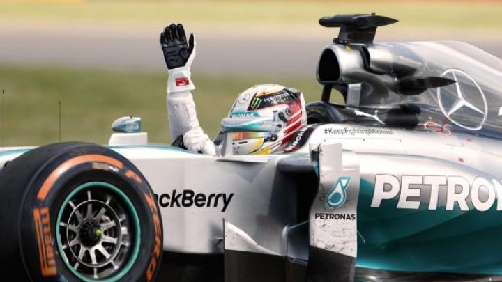 Lewis Hamilton a câştigat Marele Premiu al Germaniei la Formula 1