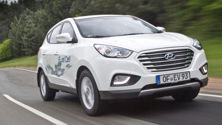 Hyundai pregăteşte un model special: Va lansa un nou SUV alimentat cu hidrogen