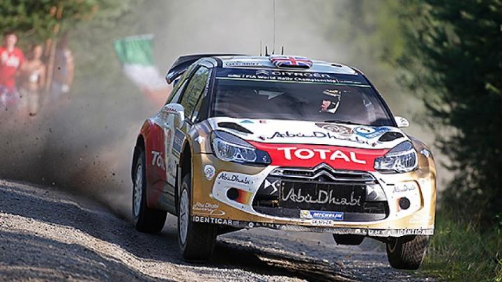 Kris Meeke a câștigat Raliul Finlandei, a opta etapă a Campionatului Mondial