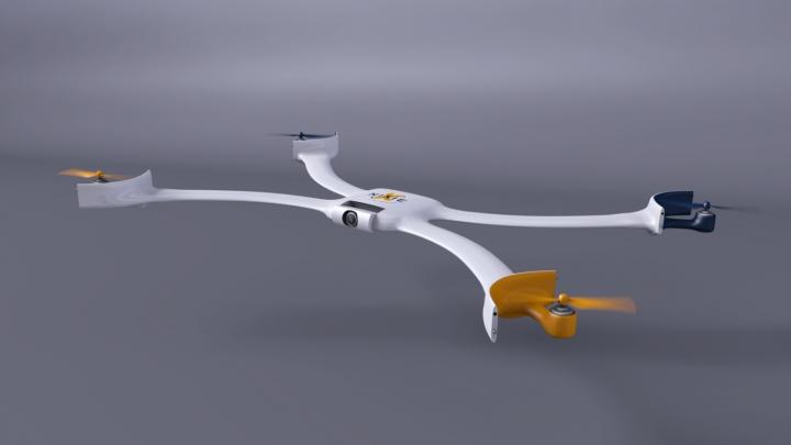 #Like Publika: O dronă de dimensiuni mici, zboară mai repede decât te aşteptai (VIDEO)