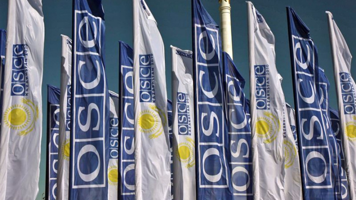 OSCE a reconfirmat sprijinul privind REGLEMENTAREA TRANSNISTREANĂ