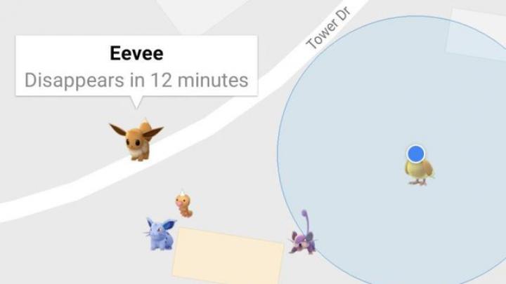 PokeDoctor, aplicaţia care te anunţă când sunt Pokemoni în apropiere fără să ai jocul deschis