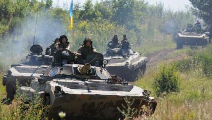 ALERTĂ DE RĂZBOI în Ucraina! Ordinul dat de preşedintele Petro Poroşenko