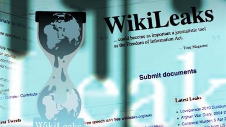 WikiLeaks publică sute de mii de e-mailuri ale guvernului turc
