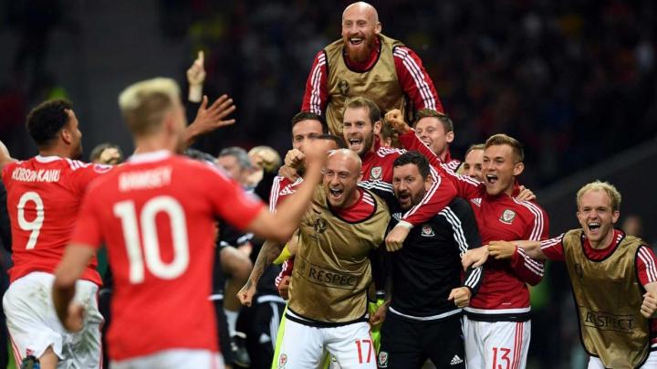 SURPRIZĂ la EURO 2016. Ţara Galilor a trimis acasă Belgia