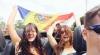 Mândri de acest neam! Noi poze cu moldovenii care arborează tricolorul oriunde nu s-ar afla (FOTO)