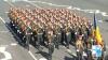 Paradă militară de excepţie! Mii de militari au defilat în PMAN (FOTO)