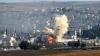 PUBLIKA WORLD: Bombardamente aeriene într-un oraş din nord-vestul Siriei (VIDEO)