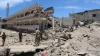 ATAC CU BOMBĂ în apropiere de Palatul prezidenţial din Mogadiscio, soldat cu cel puţin 22 de morţi
