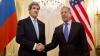 AU BĂTUT PALMA! Kerry şi Lavrov, discuţie despre finalizarea unui acord privind conflictul din Siria