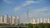 PASIUNE PERICULOASĂ. Doi tineri din Rusia au escaladat cea mai înaltă clădire din lume