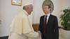 Check-in la Vatican. Mark Zuckerberg s-a întâlnit cu Papa Francisc