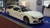 Cea mai neobișnuită mașină mortuară vine din Italia. Cum arată un Maserati Ghibli modificat