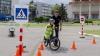 Părinţii învaţă cum să-şi protejeze copiii de accidente rutiere