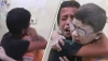 Copilării furate de război: Imagini sfâșietoare cu doi frați care îi plâng dispariția celui de-al treilea