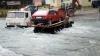 Norii s-au rupt deasupra Moscovei! Apa a inundat o stație de metrou și a ajuns până în casele oamenilor