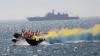 SPECTACOL EXTRAORDINAR la Constanţa. Marina română împlineşte 156 de ani de la fondare