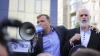 Huiduit și criticat! Andrei Năstase a ieşit cu capul plecat de la o întrevedere cu moldovenii la Moscova