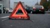 ACCIDENT în apropiere de Grătieşti: O maşină s-a ciocnit violent de un TIR