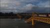 DEZASTRU ECOLOGIC în Chile, după ce un tren cu produse chimice a căzut într-un râu (VIDEO)
