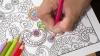 #Life Style: Metodă antistres pentru adulţi: cărţi de colorat (VIDEO)