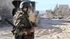 VIDEO. Primele imagini cu militarii britanici, ajunşi în Siria