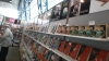 Bookfest a trecut Prutul! Târgul de carte din România aduce mii de cărţi la Chişinău