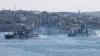 Rusia face manevre militare de amploare în Marea Neagră