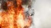 EXPLOZIE PUTERNICĂ în preajma Ambasadei Chinei din Bişkek. O persoană a murit (VIDEO)