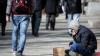 ÎNGRIJORĂTOR! Sute de copii, depistaţi pe străzile Capitalei practicând cerşitul și vagabondajul