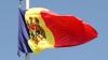 Un bărbat beat criță a furat drapelul din fața Consiliului Raional Dondușeni. A vrut să-i dea o lecție paznicului