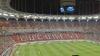 Steaua Bucureşti, UMILITĂ şi în tribune! Suporterii lui Dinamo au sabotat coregrafia Stelei
