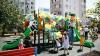 """""""Parcuri Edelweiss"""": Copilărie mai frumoasă pentru zeci de copii din Hânceşti şi Ialoveni (FOTOREPORT)"""