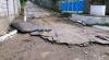 Livezi și drumuri distruse. Ploile cu grindină au afectat mai multe localități în nordul țării