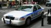 ACCIDENT SPECTACULOS. O mașină de poliție, lovită în intersecție (VIDEO)