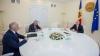 Pavel Filip s-a întâlnit cu ambasadorul Rusiei la Chişinău. Despre ce au discutat oficialii
