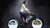 INEDIT: Metoda prin care poţi transporta bagaje cu bicicleta