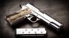 Pistol cumpărat cu 800 de lei, depistat la frontieră. Ce le-a declarat vameşilor un tânăr