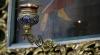 O icoană făcătoare de minuni a ajuns la Mănăstirea Sfântul Teodor Tiron din Chișinău