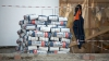 CLIENŢI FURAŢI LA CÂNTAR! Moldovenii sunt înşelaţi când cumpără ciment